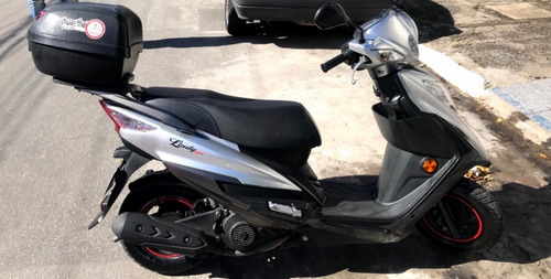 Moto Lindy - Haojue 2017/2018