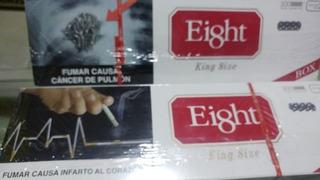 Cigarrillos Eight