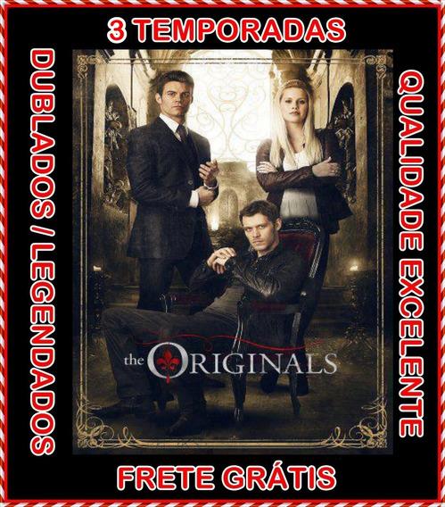 Serie The Originals Todas As 5 Temporadas Com Frete Grátis