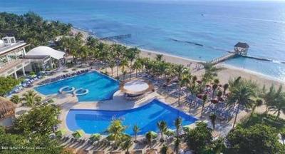 Departamento En Venta En The Fives, Playa Del Carmen, Rah-mx-19-936