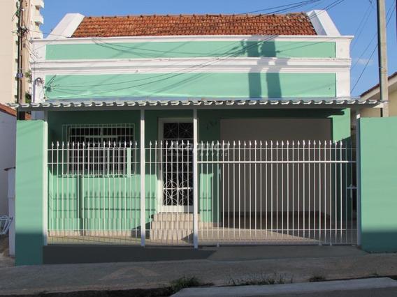 Casa Para Aluguel, 2 Quartos, 1 Vaga, Conserva - Americana/sp - 10798