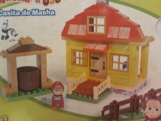 La Casita De Masha De Masha Y El Oso