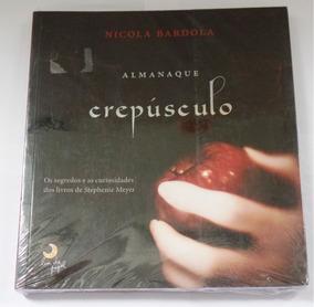 Livro Almanaque Crepúsculo Nicola Bardola Novo E Lacrado