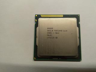 Procesador Intel Pentium G630 Socket Lga1155