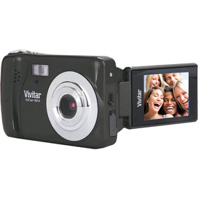 Vivitar Vivicam X025 10.1mp 4x Digital Zoom Hd Camera