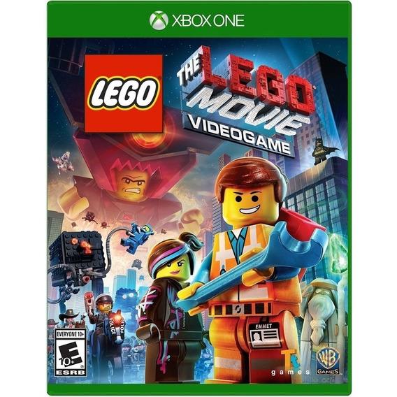 Lego The Movie Xbox One Disco Fisico Game Lacrado Português