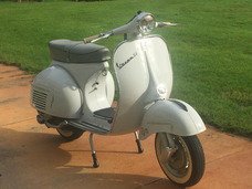 Piaggio Vespa Gs 160 Año 1962 Clasica De Coleccion