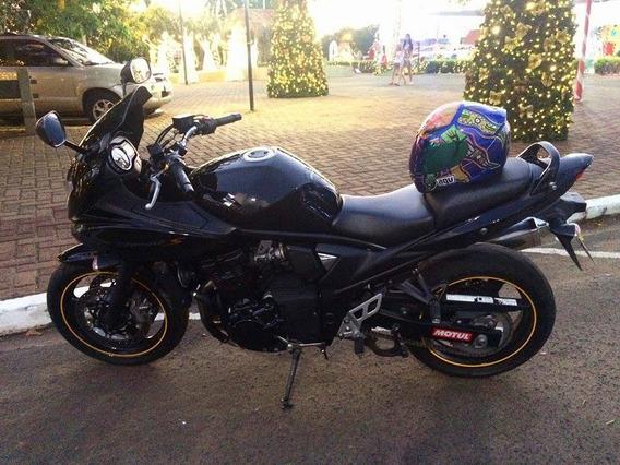 Moto Suzuki Bandit 650s