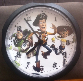 Relógio Frozen Toy Story Disney Incríveis Cinderela Carros