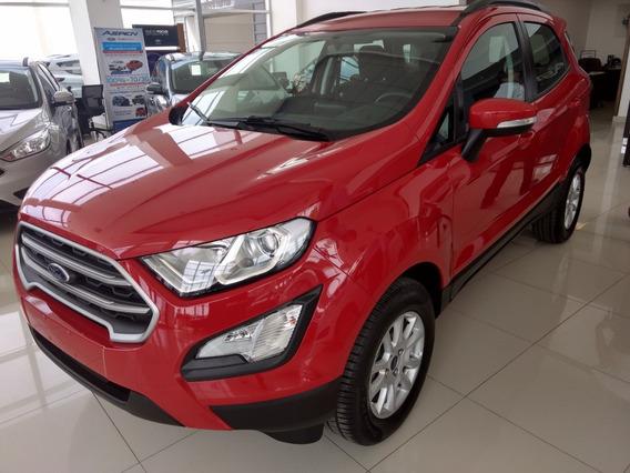 Ford Ecosport Se - Plan Óvalo 2020