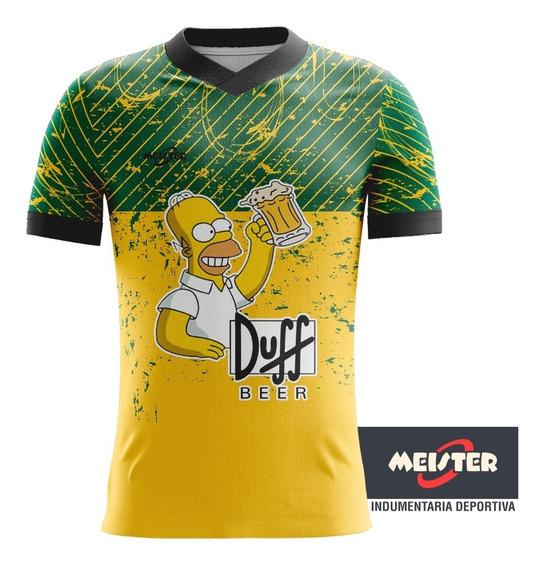Camiseta De Fútbol Sublimados Para Chicos T 6 -16