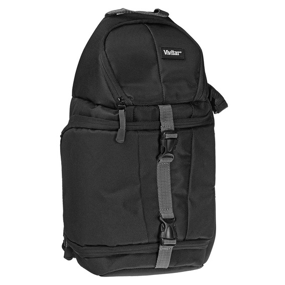 Mochila Backpack Câmera Lente Acessórios Vivitar Vivdks15