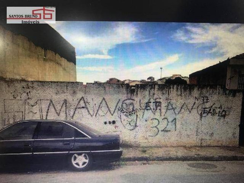 Terreno À Venda, 250 M² Por R$ 319.000,00 - Limão - São Paulo/sp - Maiores Informações - Cláudio - (11) 97200-3334 - Te0195