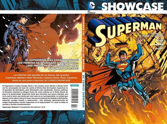 Comic Superman Showcase Vol. 1