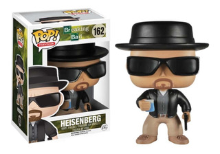 Funko Pop Heisenberg Breaking Bad