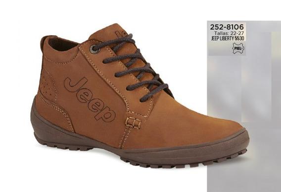 Zapato Jeep Liberty 5530 P/ Dama Tallas 22-27mx