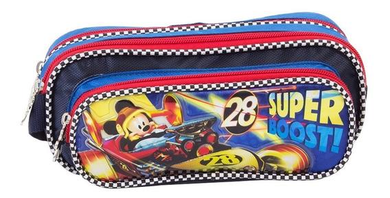 Ruz - Disney Mickey And The Roadst Lapicera Infantil