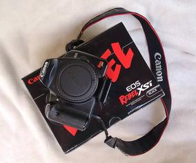Máquina Fotográfica Canon Rebel Xsi - Excelente Estado !