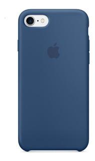 Funda Silicona Silicone Case Para iPhone 5 6 6s 7 8 Plus