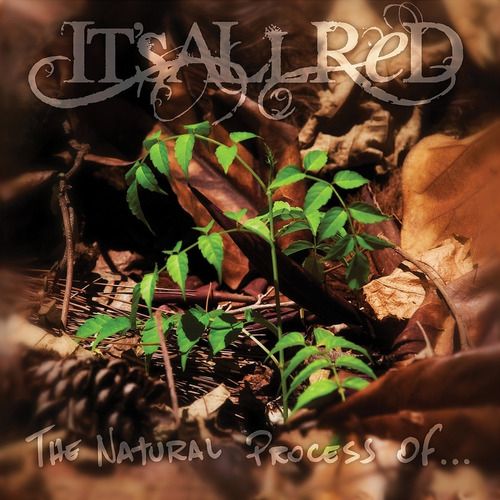 Cd The Natural Process Of... (europeu) Banda It's All Red