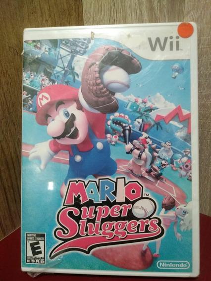 Super Mario Super Sluggers-wii-lacrado