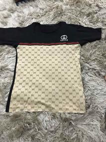 Kit 2 Camisetas Gucci