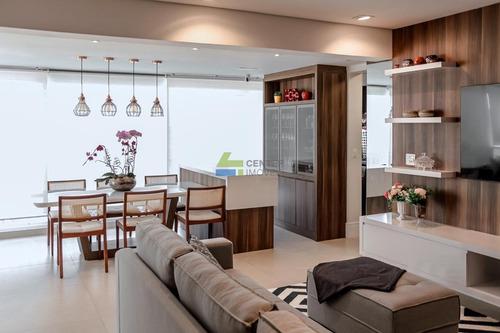 Imagem 1 de 13 de Apartamento - Chacara Inglesa - Ref: 8290 - V-865622