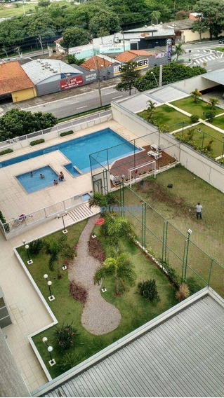 Apartamento Com 3 Dormitórios À Venda, 100 M² Por R$ 620.000,00 - Jardim Satélite - São José Dos Campos/sp - Ap8037
