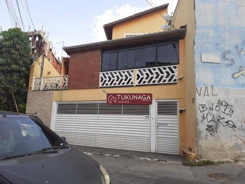 Sobrado À Venda Por R$ 450.000,00 - Jardim Rosana - Guarulhos/sp - So0745