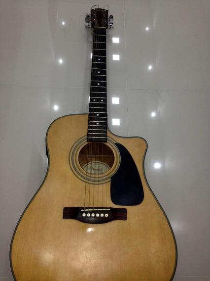 Guitarra Electroacústica Fender Cd100ce Nat