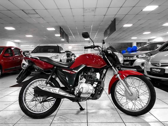 Honda Cg 125 Fan Ano 2015 Financiamos Em 36x Vem Pra Harem