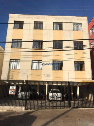 Apartamento À Venda, 78 M² Por R$ 180.000,00 - Igapó - Londrina/pr - Ap1183