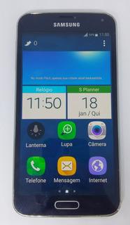 Samsung Galaxy S5 Preto 16gb G900m Original Semi Novo