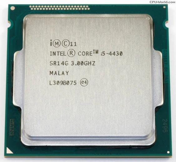 Processador Intel Core I5 4430 Lga1150 4º Geração