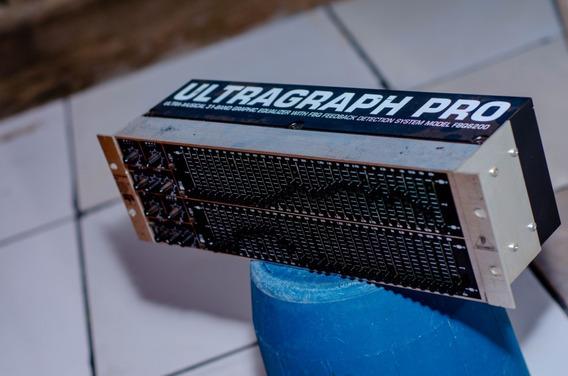 Equalizador Behringer Fbq 6200 Usado Em Estudio