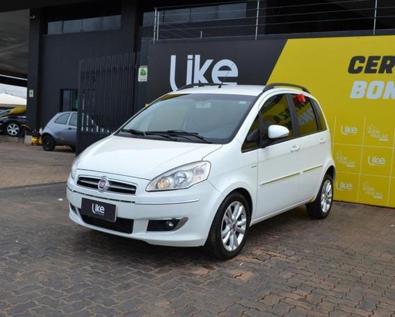 Fiat Idea Essence Dual 2014