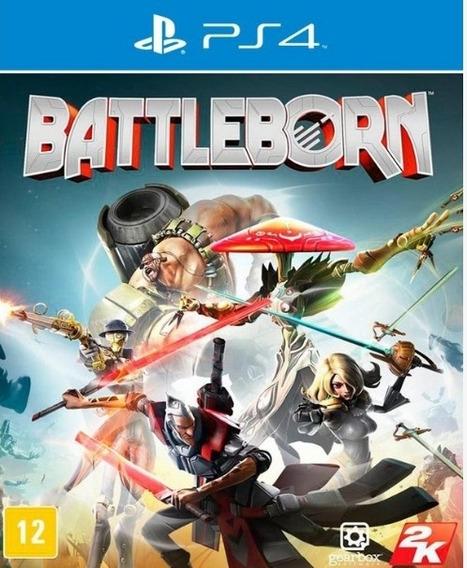 Battleborn - Ps4 - Mídia Digital