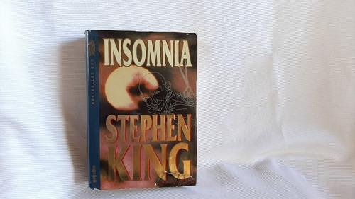 Insomnia Stephen King Grijalbo Tapa Dura