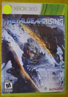 Metal Gear Rising Revengeance Xbox 360 Play Magic