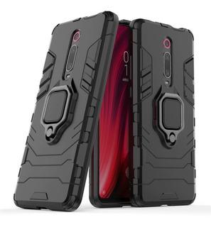 Funda Xiaomi Mi 9t / Mi9t Pro / Redmi K20 / K20 Pro Uso Rudo Magnetic Case + Vidrio + Envío