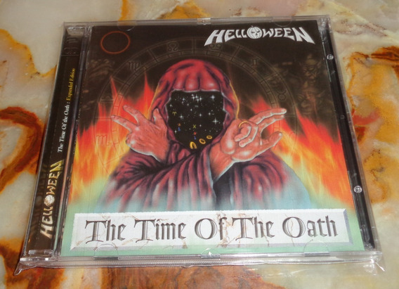 Helloween - The Time Of The Oath - 2 Cds Arg.