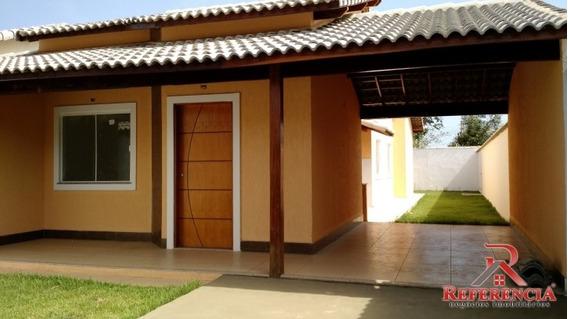 Casa Em Itaipuaçu Com 3 Quartos E Churrasqueira - 209