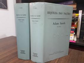 Riqueza Das Nações - Adam Smith - Volume 1