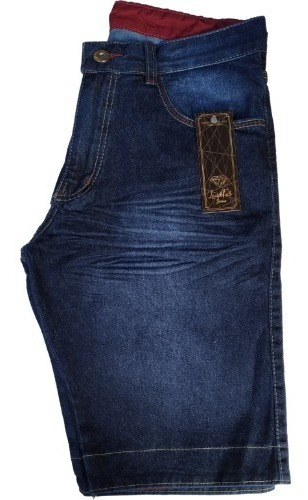 Kit 10 Bermudas Jeans Masculina Promoção Balck Friday