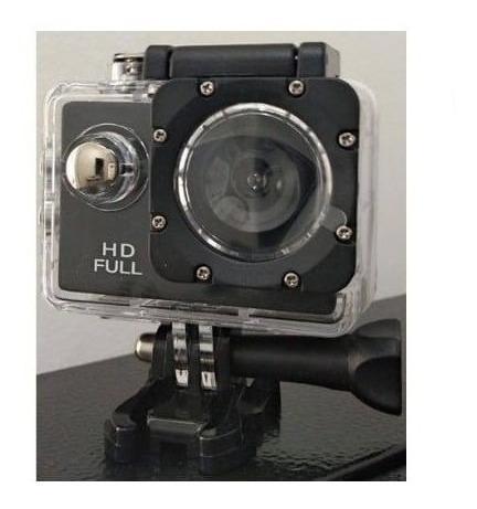 Camera E Filmadora Sports Full Hd 720p 12mp