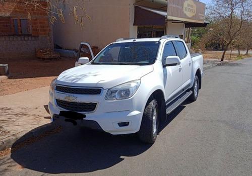 Imagem 1 de 6 de Chevrolet S10 2015 2.5 Lt Cab. Dupla 4x4 Flex 4p