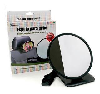 Espejo De Seguridad P/bebe Baby Innovation Asiento Trasero