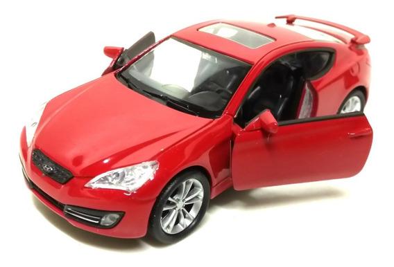 Auto Hyundai Genesis Coupe Esc 1:36 Coleccion Metal