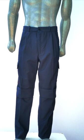 Pantalón De Trabajo (táctico)Refuerzo En Rodillas