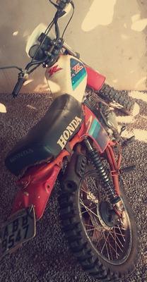Honda Moto De Trilha Xl
